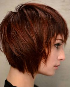 Great Short Haircuts For Thick Hair