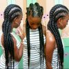 Thick Cornrows Braided Hairstyles (Photo 23 of 25)