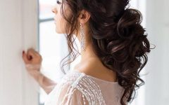 Partial Updo Wedding Hairstyles