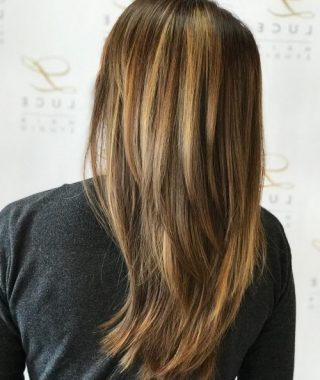 Long Feathered Haircuts With Layers