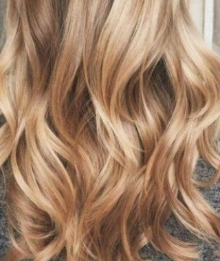 Light Copper Hairstyles With Blonde Babylights