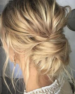 Wedding Guest Hairstyles For Medium Length Hair With Fringe