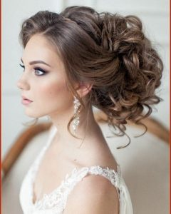 Wedding Hairstyles For Long Hair With Round Face