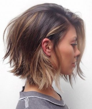 Shaggy Tousled Hairstyles