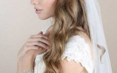 Wedding Hairstyles For Long Hair And Veil