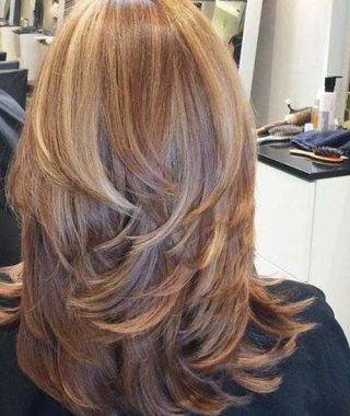Long Hairstyles Layered 2015