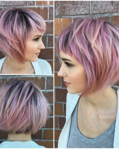 Short Easy Hairstyles For Fine Hair