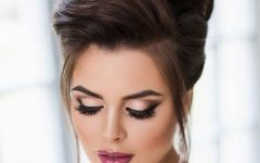 Sleek And Voluminous Beehive Bridal Hairstyles
