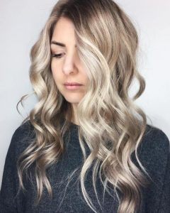Dishwater Blonde Hairstyles With Face Frame