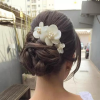 Embellished Twisted Bun For Brides (Photo 7 of 25)