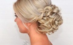 Blonde Updo Hairstyles