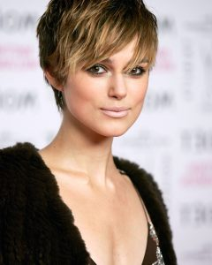 Modified Pixie Hairstyles