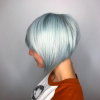 Gray Bob Hairstyles With Delicate Layers (Photo 24 of 25)