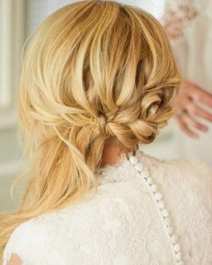 Loosey Goosey Ponytail Hairstyles