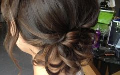 Loose Wedding Updos For Short Hair