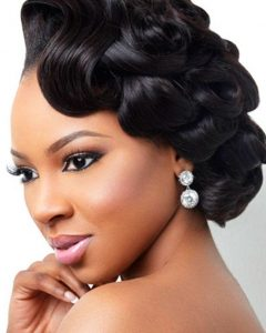 Wedding Hairstyles For African Hair