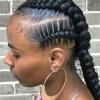Extravagant Under Braid Hairstyles (Photo 13 of 25)