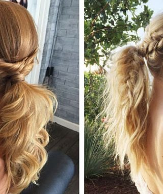 Long Hairstyles In A Ponytail