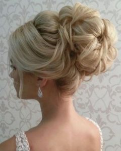 Updo Hairstyles For Weddings Long Hair