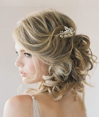 Wedding Hairstyles On Short Hair