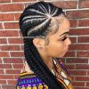 Thick Cornrows Braided Hairstyles (Photo 11 of 25)