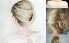 Wedding Updos For Long Straight Hair