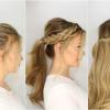 Double Braided Wrap Around Ponytail Hairstyles (Photo 7 of 25)