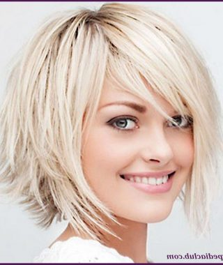 Choppy Short Hairstyles For Thick Hair