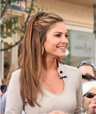 Long Hairstyles Pulled Back