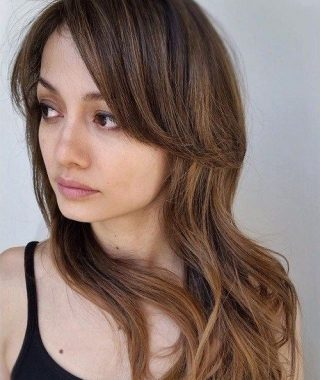 Best Long Haircuts For Square Faces