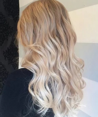 Bodacious Blonde Waves Blonde Hairstyles