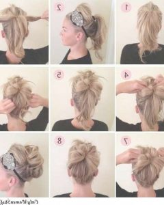 Cute Medium Hairstyles For Prom