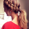 Ponytail Hairstyles With Dutch Braid (Photo 12 of 25)