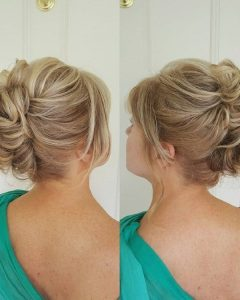 Platinum Mother Of The Bride Hairstyles