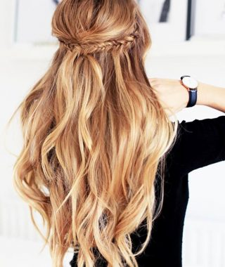 Long Hairstyles For A Party