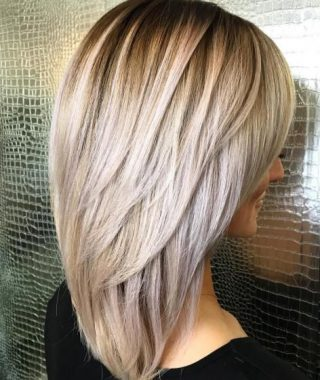 Elongated Layered Haircuts For Straight Hair