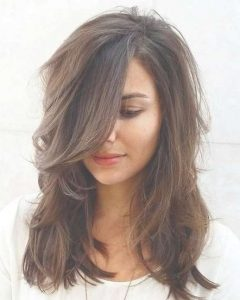 Medium Hairstyles Without Layers