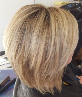 Short Bob Hairstyles With Long Edgy Layers