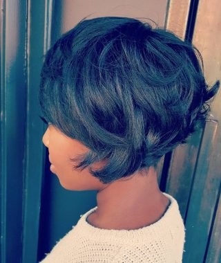 Imperfect Pixie Haircuts