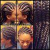 Nigerian Cornrows Hairstyles (Photo 3 of 15)