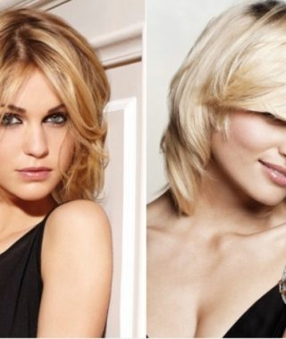 Shaggy Hairstyles For Round Faces