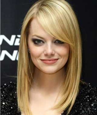 Short Haircuts With Side Fringe