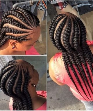 Cornrows African Hairstyles