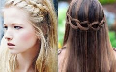 Down Straight Wedding Hairstyles