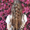 Oversized Fishtail Braided Hairstyles (Photo 15 of 25)