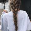 Braids For Long Thick Hair (Photo 21 of 25)