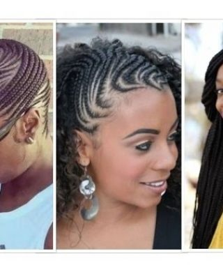 Cornrows One Side Hairstyles