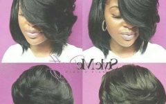 Feathered Bob Hairstyles