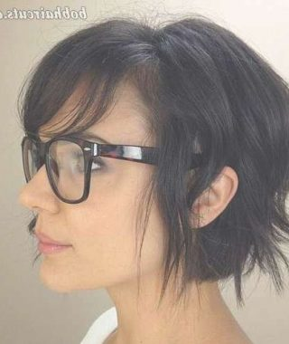 Funky Short Bob Hairstyles