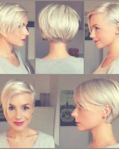 Medium Hairstyles For Growing Out A Pixie Cut